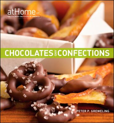 Chocolates and Confections 9780470189573