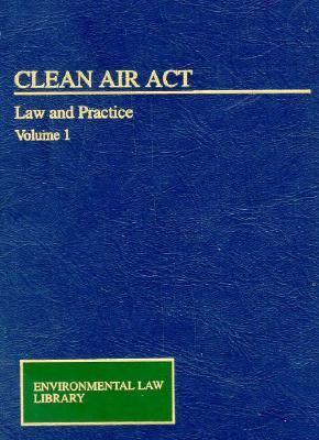 Clean Air ACT Contents V 1 9780471547051