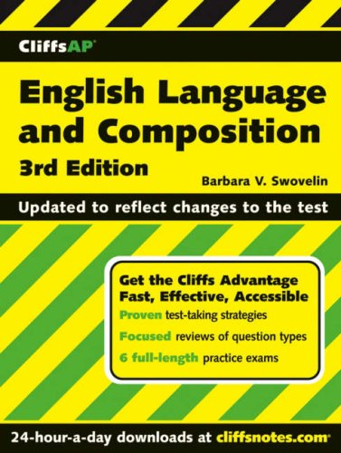 CliffsAP English Language and Composition 9780471933687