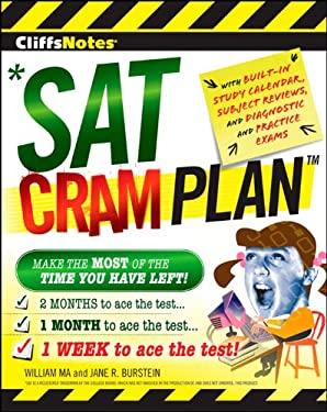 CliffsNotes SAT Cram Plan 9780470470589