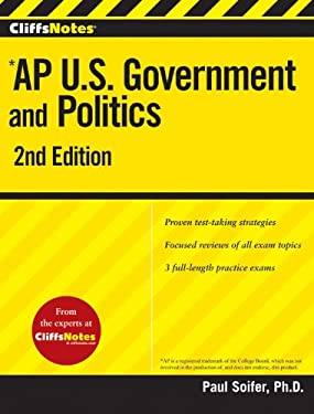 Cliffsnotes AP U.S. Government and Politics 9780470562147