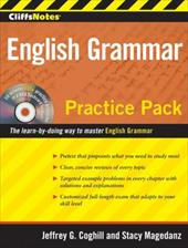 Cliffsnotes English Grammar Practice Pack [With CDROM]