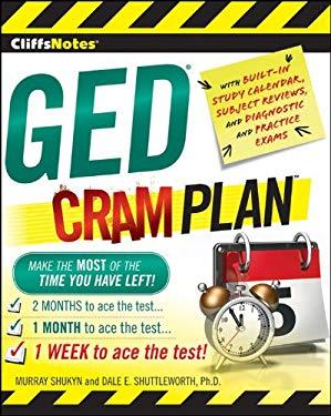 Cliffsnotes GED Cram Plan 9780470874783