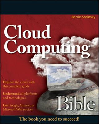 Cloud Computing Bible 9780470903568