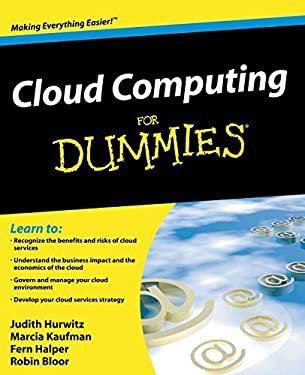Cloud Computing for Dummies 9780470484708