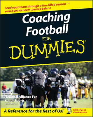 Coaching Football for Dummies 9780471793311