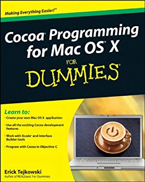 Cocoa Programming for Mac OS X for Dummies 9780470432891