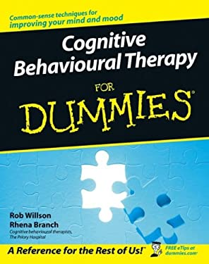 Cognitive Behavioural Therapy for Dummies 9780470018385