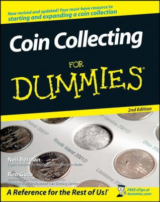Coin Collecting for Dummies 9780470222751