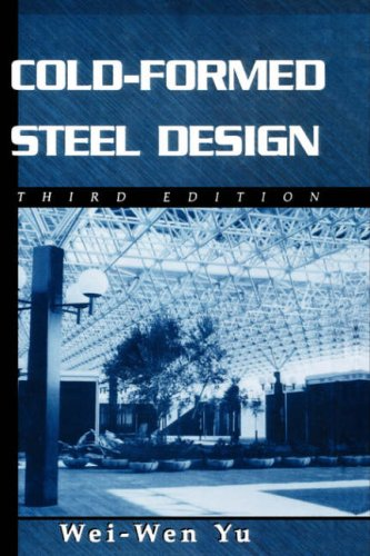 Cold-Formed Steel Design 9780471348092