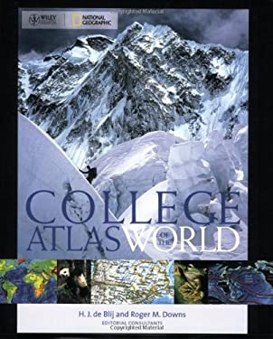 College Atlas of the World 9780471741176
