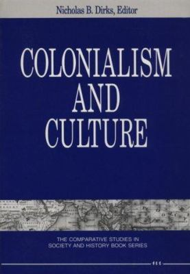 Colonialism and Culture 9780472064342