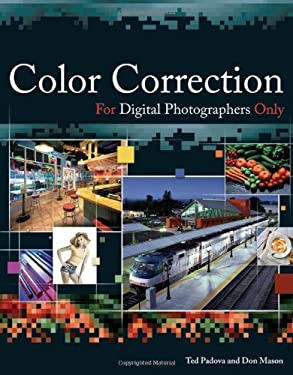 Color Correction for Digital Photographers Only 9780471779865