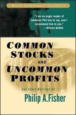 Common Stocks and Uncommon Profits and Other Writings 9780471445500