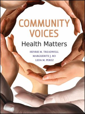 Community Voices: Health Matters 9780470934982