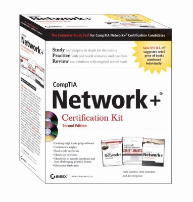 CompTIA Network+ Certification Kit: Exam N10-004 9780470430972