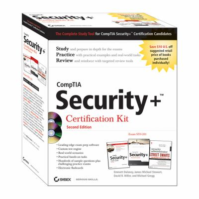 CompTIA Security+ Certification Kit: Exam SY0-201