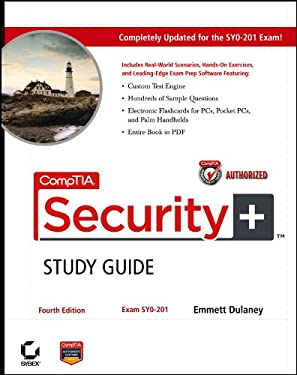 CompTIA Security+ Study Guide [With CDROM] 9780470372975