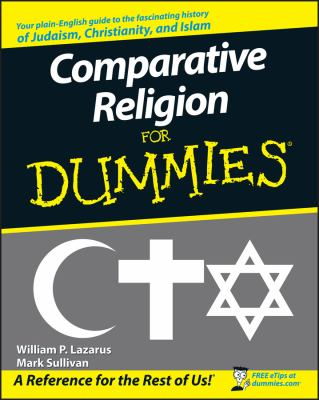 Comparative Religion for Dummies 9780470230657