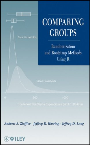 Comparing Groups: Randomization and Bootstrap Methods Using R 9780470621691