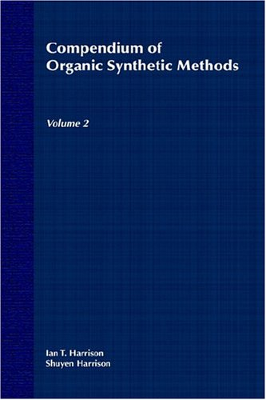 Compendium of Organic Synthetic Methods 9780471355519