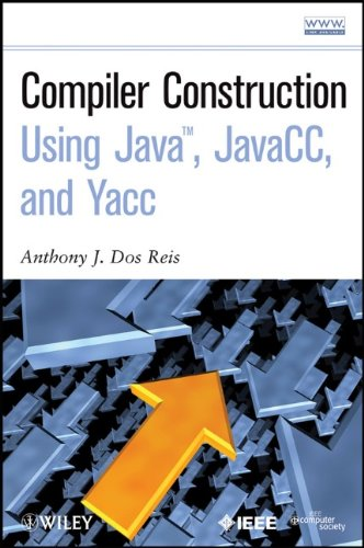 Compiler Construction Using Java, JavaCC, and Yacc 9780470949597