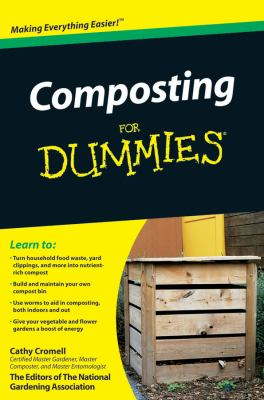 Composting for Dummies 9780470581612
