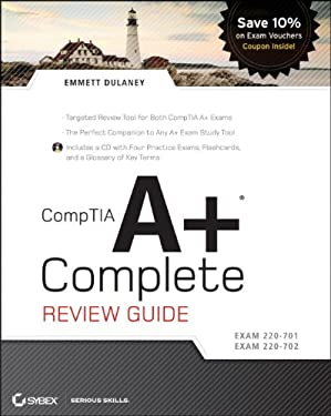 Comptia A+ Complete Review Guide: Exam 220-701 & Exam 220-702 [With CDROM] 9780470486504