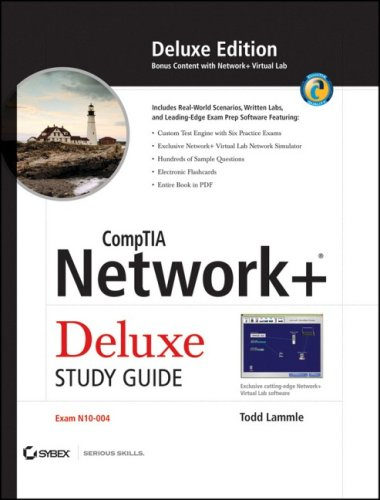 Comptia Network+ Deluxe Study Guide: Exam N10-004 [With CDROM] 9780470427484