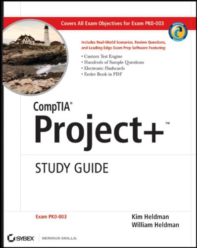CompTIA Project+ Study Guide [With CDROM]