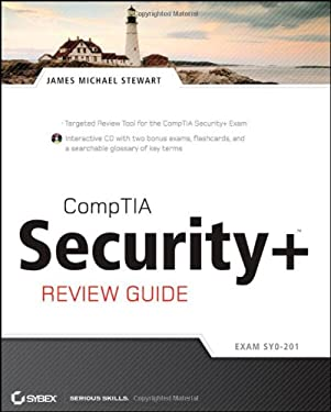 Comptia Security+ Review Guide: Sy0-201 9780470404843