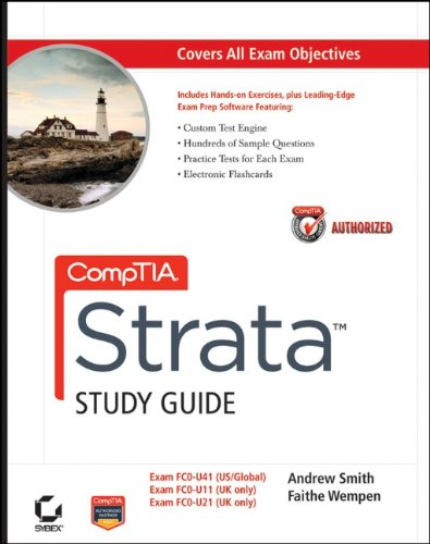 CompTIA Strata Study Guide [With CDROM] 9780470977422