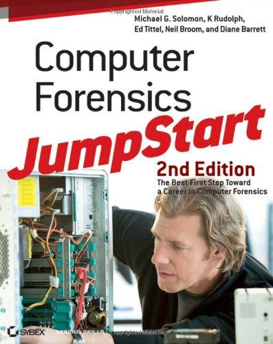 Computer Forensics Jumpstart 9780470931660