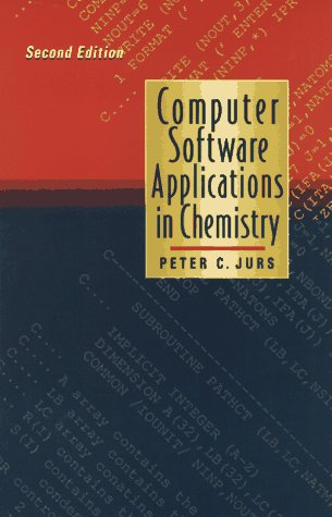 Computer Software Applications in Chemistry 9780471105879