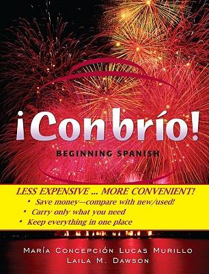 Con Brio! Beginning Spanish [With CD] 9780470279809