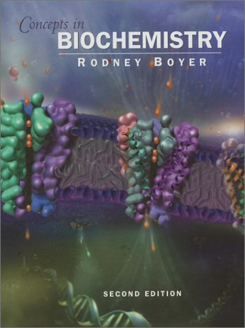 Concepts in Biochemistry [With CDROM] - 2nd Edition