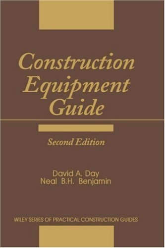 Construction Equipment Guide 9780471888406