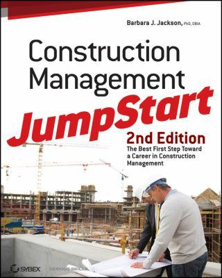 Construction Management Jumpstart 9780470609996