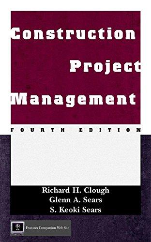 Construction Project Management 9780471324386