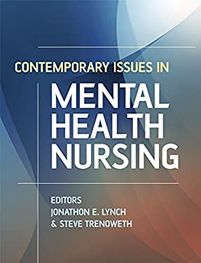 Contemporary Issues in Mental Health Nursing 9780470060551