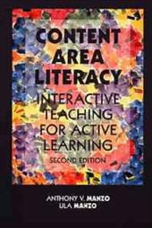 Content Area Literacy: Interactive Teaching for Active Learning 1555325