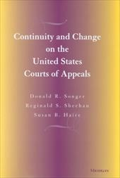 Continuity and Change on the United States Courts of Appeals 1589667