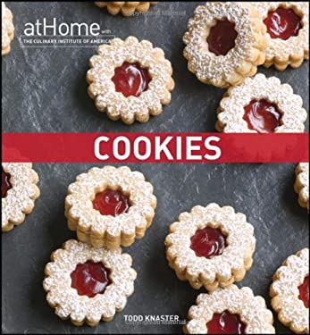 Cookies at Home with the Culinary Institute of America 9780470412275