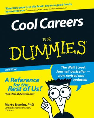Cool Careers for Dummies 9780470117743
