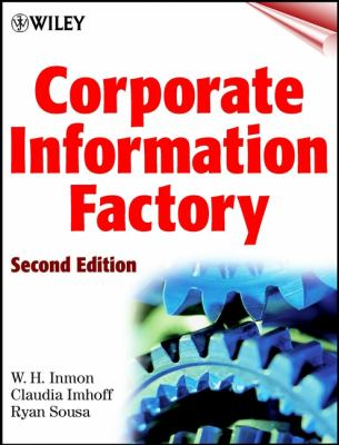 Corporate Information Factory 9780471399612
