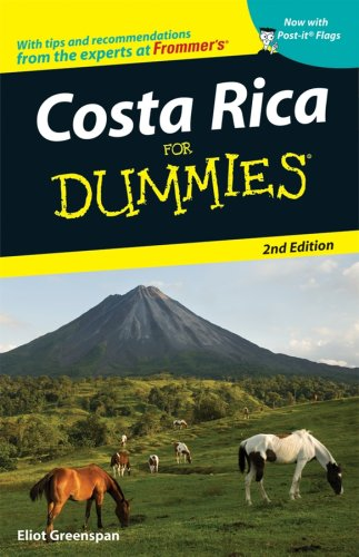 Costa Rica for Dummies 9780470138304
