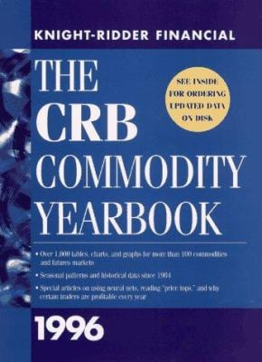 Crb Commodity Yearbook 1996 9780471154587