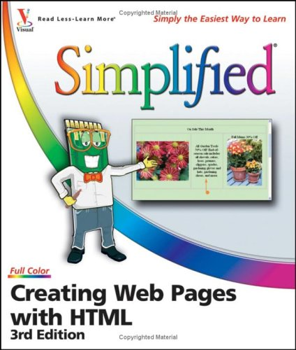 Creating Web Pages with HTML Simplified 9780471786474