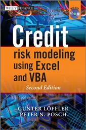Credit Risk Modeling Using Excel and VBA [With DVD ROM] 10340715