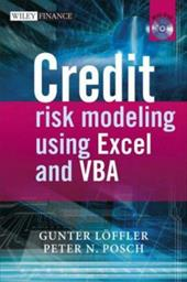 Credit Risk Modeling Using Excel and VBA [With DVD] 1503037